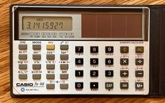 Casio fx-98
