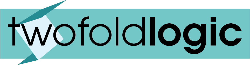 twofoldlogic logo banner