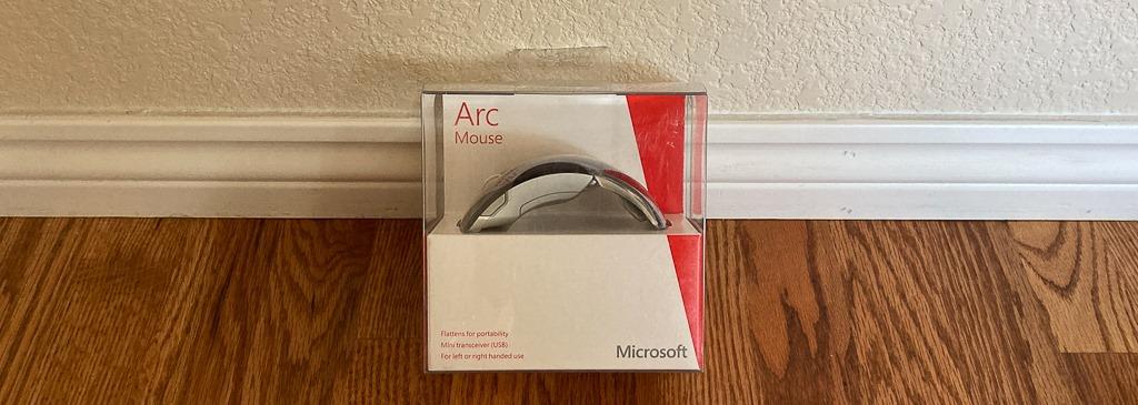 MS Arc Mouse