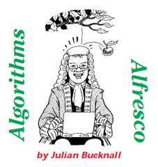 Algorithms Alfresco logo