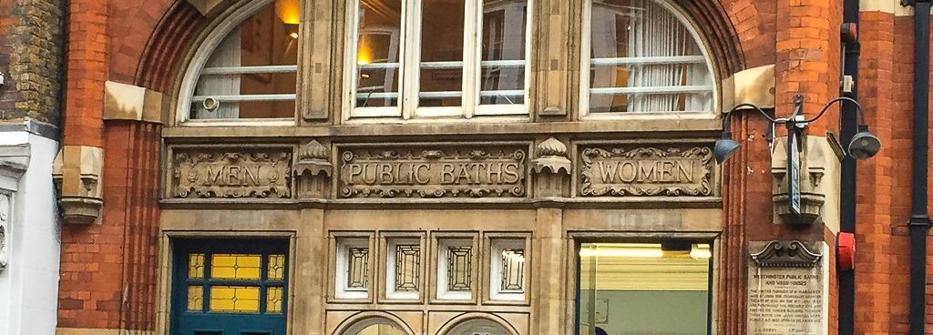 Public Baths - banner