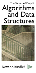 Tomes of Delphi Algorithms and Data Structures Kindle Edition