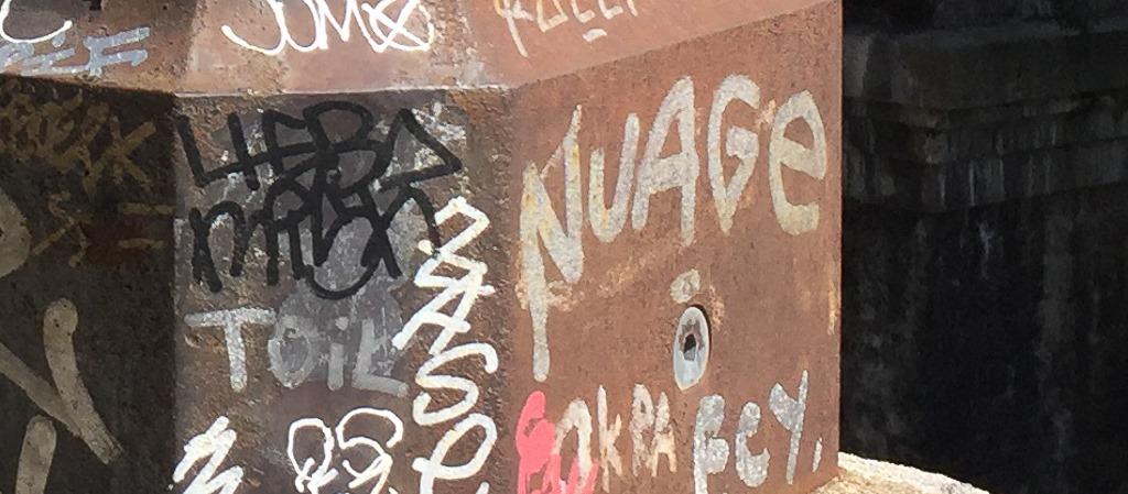 Nuage graffiti