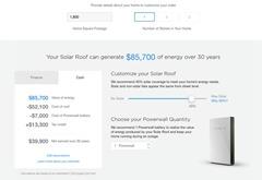 Example Tesla Roof Costs/Benefits