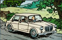 Tintin-MG 1100