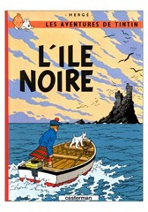 Les aventures de Tintin, L'île noire