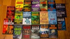 First 19 Banks novels