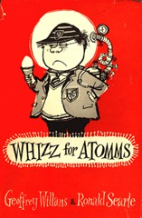 Whizz For Atomms cover