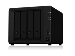 SynologyDS418NAS