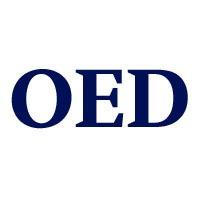OED logo