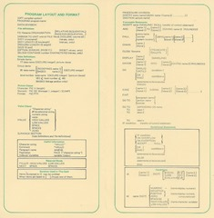 MicroCobol sheet Pages 1-2