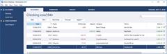 MoneyspireUX - main window - an account - nexttime