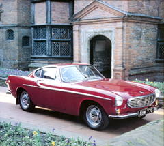 My first Volvo 1800S