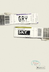 Expedia ad with airline luggage labels