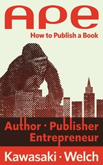 Cover for APE: Author, Publisher, Entrepreneur—How to Publish a Book