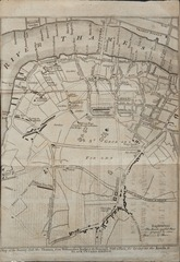 Proposed Southwark Through Roads 1766