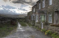 Cottages In Muker (Enhanced HDR preset)
