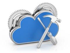 Cloud maintenance image