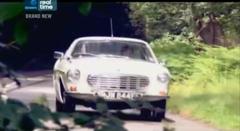Wheeler Dealers: White Volvo 1800S
