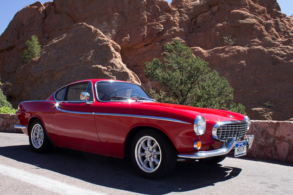 Garden Of The Gods And My Volvo 1800s Algorithms For The