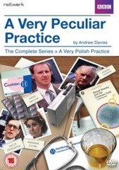 A Very Peculiar Practice -- DVD cover