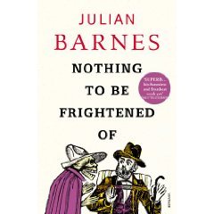 Cover of Nothing to be frightened of