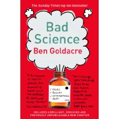 Book cover for Bad Science